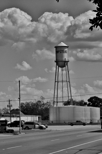 Hempstead Water Tower